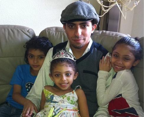 Raef Badawi's Family